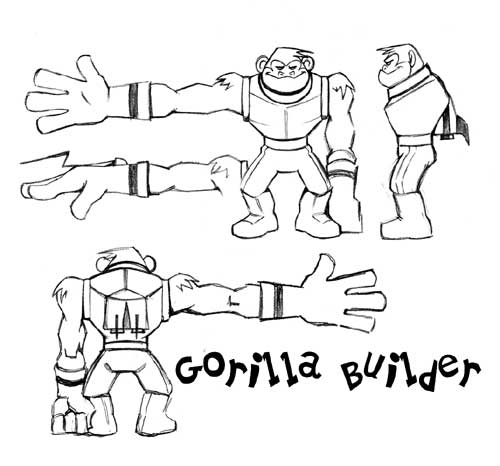 gorilla-builder