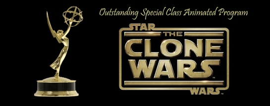 Clone Wars wins the Emmy!